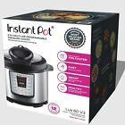 Instant Pot LUX60 V3 6 Qt 6-in-1 Muti-Use Programmable Pressure Cooker, Slow Coo
