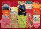 EUC Adorable Baby Girl Spring Summer CLOTHES LOT Outfit Sets Newborn Lot  2