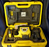 Leica Rugby 270 SG Single Grade Laser Level W/ Rod Eye Plus Receiver