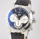 Chopard Chronograph Mille Miglia 8998 Jacky Ickx Limited Flyback Steel Black B