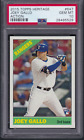 2015 Topps Heritage Action Variant SP JOEY GALLO Rangers Rookie PSA 10 Gem Mint