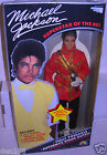 8419 NRFB Vintage LJN Michael Jackson American Music Awards Celebrity Doll