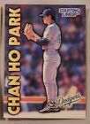 1998 Starting Lineup Chan Ho Park Dodgers Baseball Card