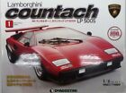 DeAGOSTINI 1/8 Lamborghini Countach LP 500S Diecast Model Kit vol.1-80 set NEW