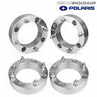 4pcs 2 Thick ATV 4x110 4 110 Wheel Spacers 10x125 Studs  Tapered Lug Nuts