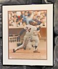 WILLIE MAYS SAN FRANCISCO GIANTS Signed Auto Autographed 16x20 Framed 22x16