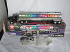 Texaco 1996 Olympic Games Toy Tanker Truck Lights & Sounds With Paperwork