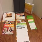 Weight Watchers Weight Loss Kit and Cookbook Various Booklets