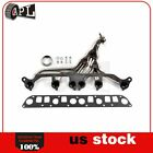 Manifold Header Exhaust for Jeep Wrangler Cherokee 1993 40L TJ YJ XJ Stainless