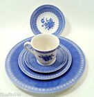 OUT OF THE BLUE CHINA by QUEENS ENGLAND 5 PC PLACE SETTING(s) GILLIATT
