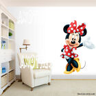 Minnie Mouse Room Decor Wall Decal Removable Sticker