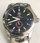 Tag Heuer Tiger Woods Link WJ 2110 Automatic Watch # 2968 Of 8000