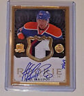 NAIL YAKUPOV 13-14 THE CUP GOLD AUTO JERSEY PATCH 3 COL #D 64 AUTOGRAPHED ARP