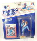 1988 Starting Lineup Steve Bedrosian MLB Baseball Sports Action Figure with Card