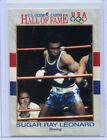 Sugar Ray Leonard Boxing Cards and Autographed Memorabilia Guide 20