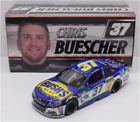 NEW NASCAR 2017 CHRIS BUESCHER 37 BUSHS BEANS 1 24 DIECAST CAR