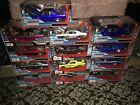 LOT OF 13 MAISTO ALL STARS  PRO RODZ 124 DIE CAST CARS NEW
