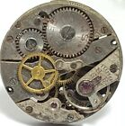 Vintage mens Titus mechanical watch movement for parts or repair #9UP2