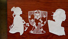 Tattered Lace Memory Box Card Topper Die Cut Out  Japanese Kimono Ladies