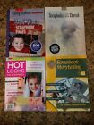 Lot of 4 Scrapbooking Idea Books Award winning scrapbook pages rarely used
