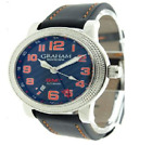 Graham Silverstone Time Zone GMT - Limited Edition 04/15 - 2TZBS.B05A