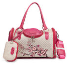 Pink Dog Carrier Bag Small Puppy Handbag Cat Pet Travel Purse Breathable Outdoor