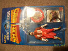Vintage Mattel 1984 Secret Wars Falcon clear bubble Extra Nice see scans photos