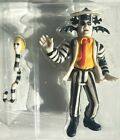 Showtime Beetlejuice figure complete with Rotten Rattler Kenner 1989 Vintage