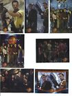 Serenity The Movie - Set of 7 Promo Cards - SP WW SP-UK SP-SD 2005 SP-NSUSD SP-i