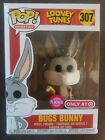 Funko Pop! Flocked Bugs Bunny Looney Tunes #307 Target Exclusive