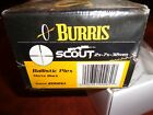 Burris Scout 2 7x32 Scope with Ballistic Plex Reticle Used