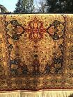Very Rare Extremely Fine Semi Antique Hereke Silk Rug 3' x 5' 3.5 Million Knots
