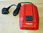 *** HILTI *** C4/36 - 90 *** Li-Ion BATTERY CHARGER *** FOR AG125 SFC SFH 22 ETC
