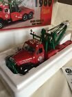 First Gear Texaco 125 1960 Mack B 61 Twin Boom Wrecker Tow Truck Marfak Lube