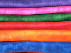 6 FQ Bundle  Bright  Bold Tonal Blenders Cotton Quilt Fabric Fat Quarters