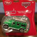 Disney Store Pixar Cars Exclusive TJ Hummer Die Cast  Bubble package NEW 1:43