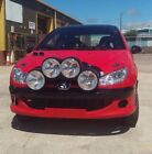 Peugeot 206 Up rated Cup Car Rally Car Ready to compete with spares