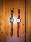 LOT OF 2 - VICTORINOX - CAVALRY WATCHES - SWISS ARMY WATCH