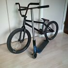Haro 400.1 BMX Bike & Lucky EVO Pro Scooter Bundle LOCAL PICKUP ONLY