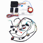 For 50cc 125cc ATV STATOR COIL CDI ELECTRICS WIRING HARNESS REMOTE START SWITCH
