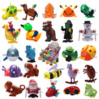 Toy 24 Pieces Assorted Wind-up Toys Easter Egg Stuffer for Kids Party (2 Dozen)
