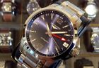 LONGINES CONQUEST GMT AUTOMATIC L3687.4 MENS WATCH BLUE DIAL NWT