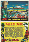 MARS ATTACKS 1994 ARCHIVES MARS ATTACKS HERITAGE 2012 SETS! POSTER BOX