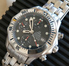 Omega Seamaster 300m Chronograph Diver Watch 2598.80 Automatic 42mm