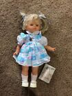 1987 Zapf Creation Doll Made in W. Germany