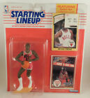 1990 Starting Lineup Michael Jordan NBA Sports Action Figure Toy with Card