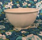 Vintage Mixing Bowl Homer Laughlin Kitchen Kraft Oven Serve USA Ivory
