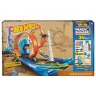Hot Wheels Track Builder System Power Booster Kit Piece Toy Kids Play Race Cars
