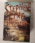 STEPHEN KING SIGNED DESPERATION FIRST EDITION 1996 WITH COA