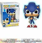 Sonic w Ring [Glow-in-Dark] (Toys R Us Exclusive): Funko POP! Games x Sonic +